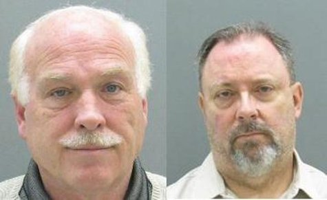 Jeffrey Ripley (L) and Danny VanLiere (R) (photos courtesy Ottawa Co. Sheriff's Dept.)