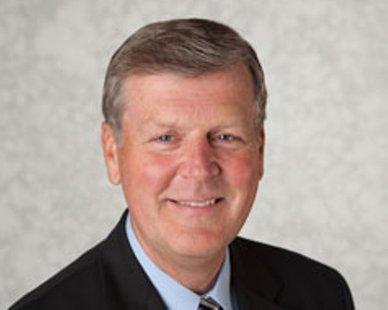 GVSU President Dr. Thomas Haas (photo courtesy Grand Valley State University)