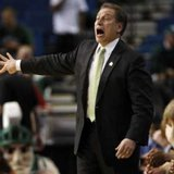 Michigan State Spartans men's basketball head coach Tom Izzo. REUTERS/Scott Audette