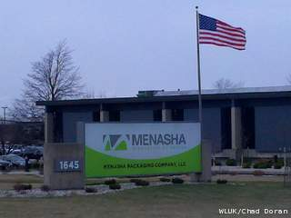 Menasha Packaging (courtesy of FOX 11)