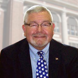 Alderman Jim Bohren