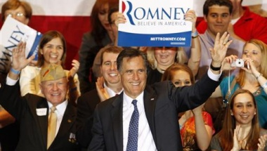 Romney wins Illinois