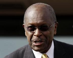 Former Presidential Candidate Herman Cain