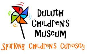 Duluth Children's Museum Logo
