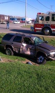 Car Accident Coldwater Mi