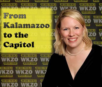From Kalamazoo to the Capitol