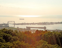 Duluth Harbor View