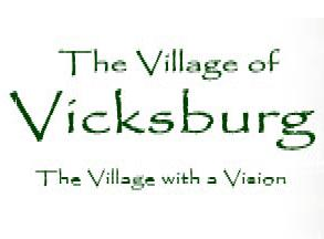 The Village of Vicksburg