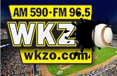 WKZO Opening Day in the 'D'