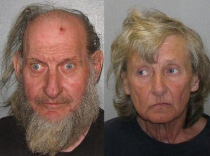 George (L) and Cheri (R) Burke of Cheshire Twp. (photos courtesy Allegan Co. Sheriff's Dept.)
