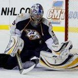 Nashville Predators goalie Pekka Rinne. REUTERS M. J. Masotti Jr.
