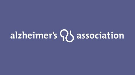 The logo for the Alzheimer's Association