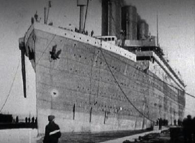 H.M.S. Titanic, Queen of the White Star Line