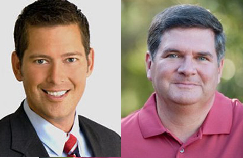 Sean Duffy and Pat Kreitlow