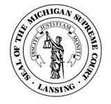 Seal of the Michigan Supreme Court