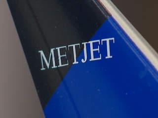MetJet logo