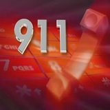 911 call graphic