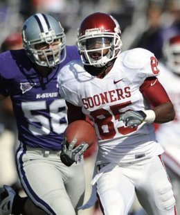 The Detroit Lions selected former Oklahoma wide receiver Ryan Broyles with the 54th overall pick of the 2012 NFL Draft