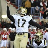 Former WMU Kicker John Potter was selected by the Buffalo Bills with the 44th pick in the 7th round.