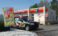 Q106 at Valvoline Instant Oil Change (4-19-12) 4