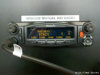 Law enforcement and first responders statewide will see improved communications with the launch of WISCOM. (courtesy of FOX 11).