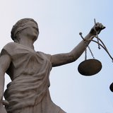 Scales of justice (properly sized)