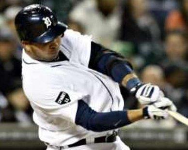Detroit Tigers SS Jhonny Peralta  REUTERS/Rebecca Cook
