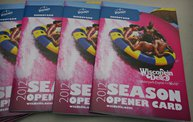 Wisconsin Dells Season Opener Cards At Charter - 5-5-2012 2