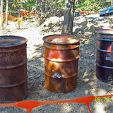 Drums at O Avenue site (Courtesy of the Environmental Protection Agency