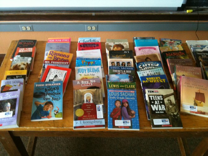 Thank you to Hibbing Literacy Action Center for donating books again this year!