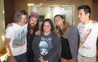 Grouplove Meet 'N' Greet 5/12/12 13