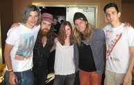 Grouplove Meet 'N' Greet 5/12/12 10