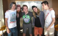 Grouplove Meet 'N' Greet 5/12/12 9