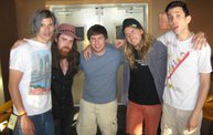 Grouplove Meet 'N' Greet 5/12/12 8