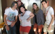 Grouplove Meet 'N' Greet 5/12/12 5