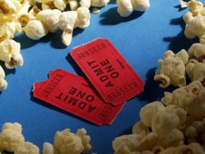 Movie theater tickets