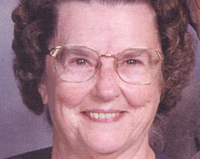 Elaine Vander Kooi (photo courtesy Langeland Sterenberg Yntema Funeral Homes)