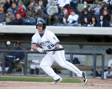 West Michigan Whitecaps 1B/DH Dean Green (photo courtesy West Michigan Whitecaps)