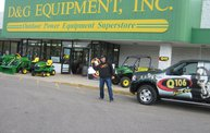 Q106 at D&G Equipment (5-9-12) 11
