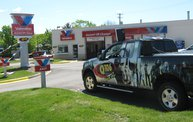 Q106 at Valvoline Instant Oil Change (5-10-12): Cover Image