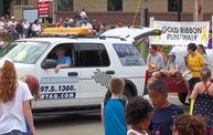 WTAQ and Families of Children With Cancer at the 2012 DePere Kiwanis Memorial Day Parade 5