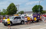 WTAQ and Families of Children With Cancer at the 2012 DePere Kiwanis Memorial Day Parade 4