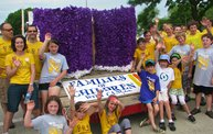 WTAQ and Families of Children With Cancer at the 2012 DePere Kiwanis Memorial Day Parade 3