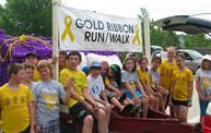 WTAQ and Families of Children With Cancer at the 2012 DePere Kiwanis Memorial Day Parade 2