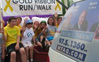 WTAQ and Families of Children With Cancer at the 2012 DePere Kiwanis Memorial Day Parade 1
