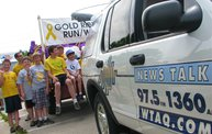 WTAQ and Families of Children With Cancer at the 2012 DePere Kiwanis Memorial Day Parade 6