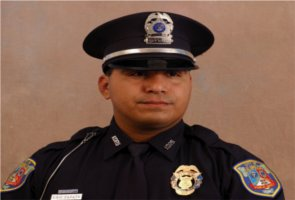 Kalamazoo Public Safety Officer Eric Zapata