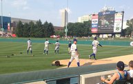 Intern Dillon's Indianapolis Indians Trip 5