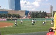 Intern Dillon's Indianapolis Indians Trip 4