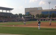 Intern Dillon's Indianapolis Indians Trip 2